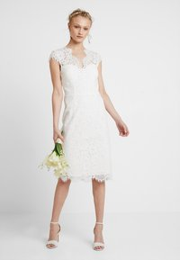 IVY & OAK BRIDAL - BRIDAL DRESS - Cocktail dress / Party dress - snow white - 1