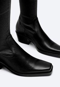 Uterqüe - Boots - black - 4
