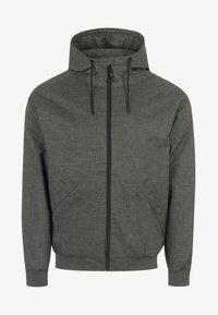 Outdoor jacket - heather dark gray