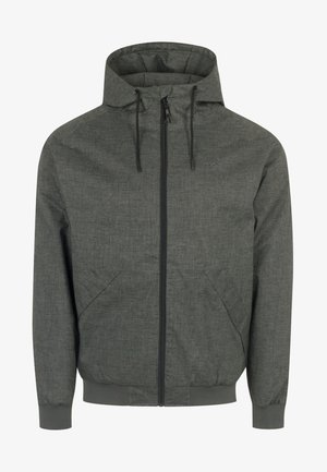 Outdoor jacket - heather dark gray