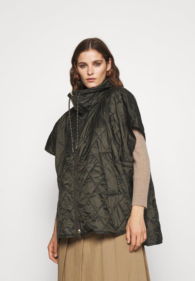 WEEKEND MaxMara - CANDORE - Light jacket - khaki green