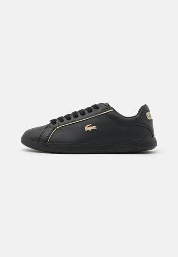 GRADUATE  - Sneakers basse - black