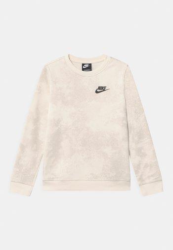 MAGIC CLUB CREW - Sweatshirt - pale ivory