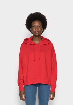 HOODIE - Sweater - red