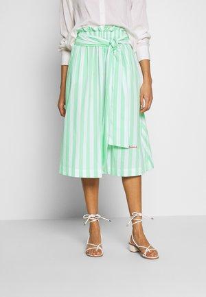 Áčková sukně - pastell mint