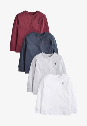 4 PACK - Long sleeved top - multi-coloured