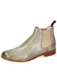 Melvin & Hamilton - SNAKE KING - Ankle boots - grey - 1