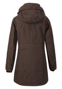 Didriksons - SANNA - Winter coat - coffe brown - 5