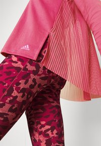 adidas Performance - DANCE LAYERING - Longsleeve - pink - 3