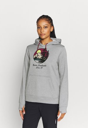 OAK - Hoodie - gray heather