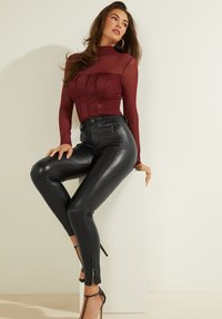 Guess - Blouse - rot - 3