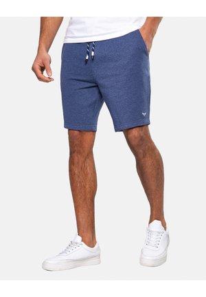 2 PACK - Shorts - navy/denim marl