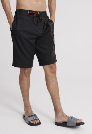 SUPERDRY CLASSIC BOARDSHORT - Swimming shorts - black