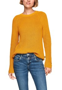 QS by s.Oliver - Jumper - yellow - 2