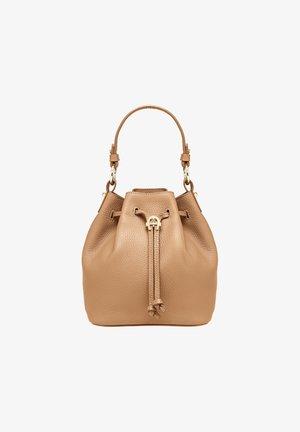 TARA - Handbag - cashmere beige