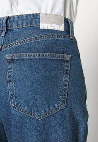 Mavi - LAURA - Relaxed fit jeans - dark blue - 5