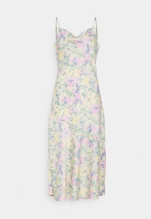 YASDOTTEA STRAP MIDI DRESS - Day dress - multi-coloured
