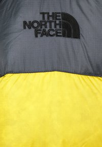 The North Face - STEEP TECH JACKET UNISEX - Piumino - vanadis grey/ black/lightning yellow - 3