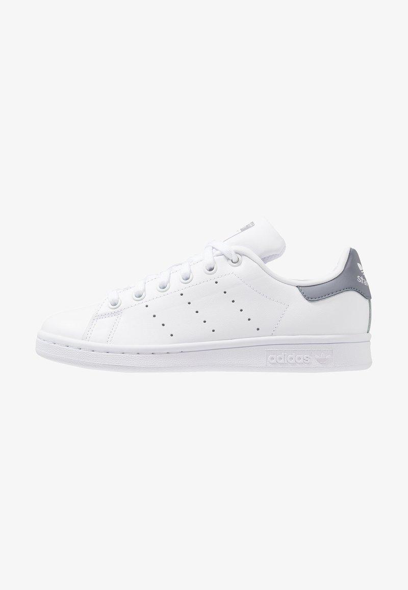 adidas Originals - STAN SMITH - Baskets basses - footwear white/grey