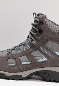 Jack Wolfskin - VOJO HIKE 2 TEXAPORE MID - Hiking shoes - tarmac grey - 5