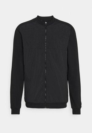 GO TO FULL ZIP - Sportovní bunda - black
