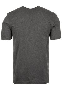 adidas Performance - CORE 18 - T-shirt imprimé - dark grey - 1