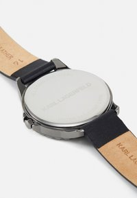 KARL LAGERFELD - IKONIK DIVER STRAP - Watch - gunmetal - 3