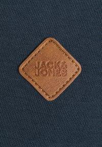 Jack & Jones - JORTONS HOOD  - Hoodie - navy blazer - 3