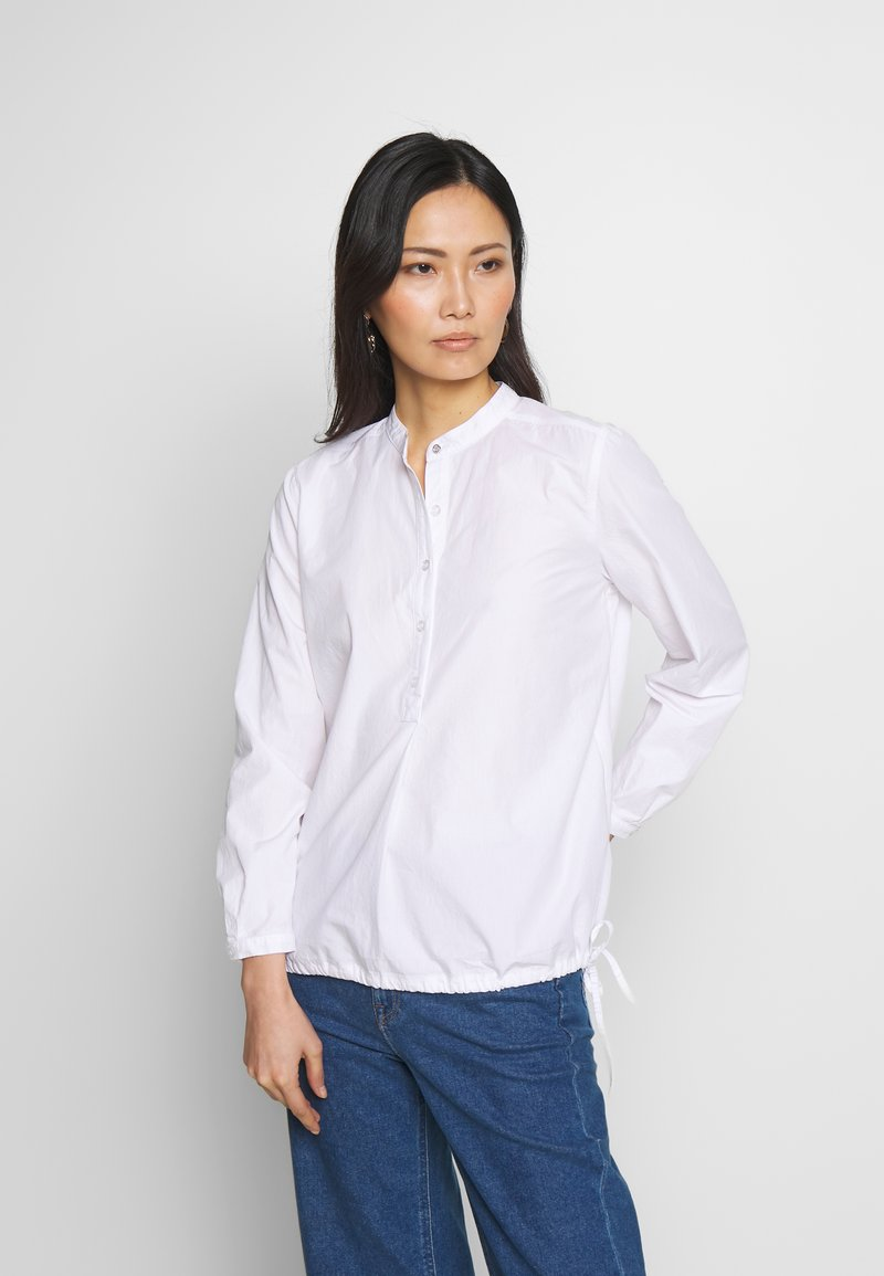 Cartoon - Button-down blouse - bright white