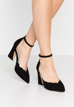 BIACARTER BEACH PUMP - High heels - black
