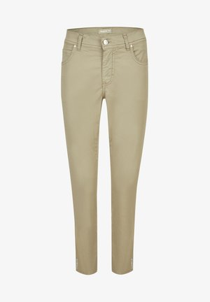 ORNELLA DECOR - Slim fit jeans - beige
