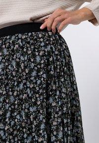 zero - A-line skirt - multi-coloured - 3