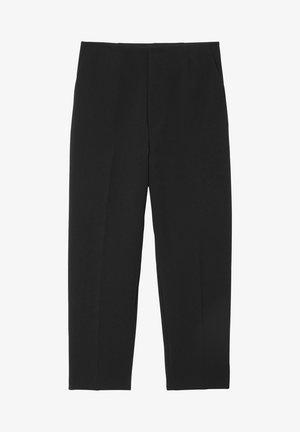 BONNIE - Trousers - black