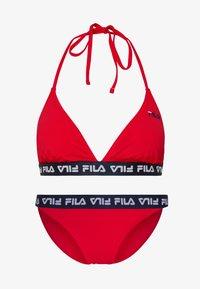 SALLY SET - Bikini - true red