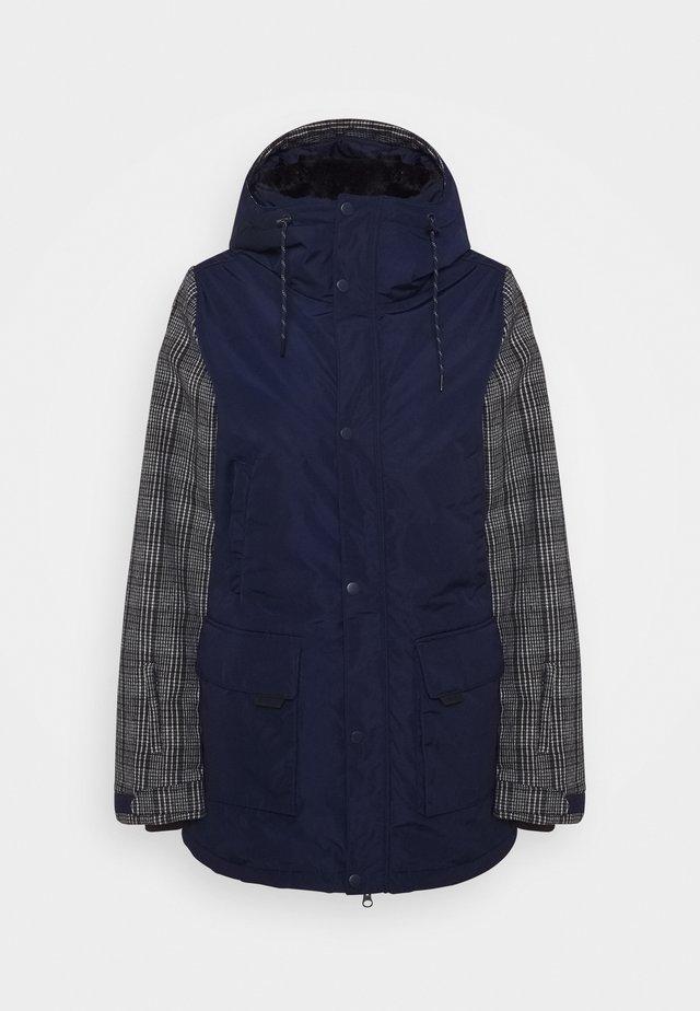 SNOW PARKA - Snowboard jacket - scale