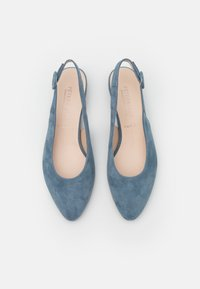 Peter Kaiser Wide Fit - FASELLE - Ballerines - jeans - 5