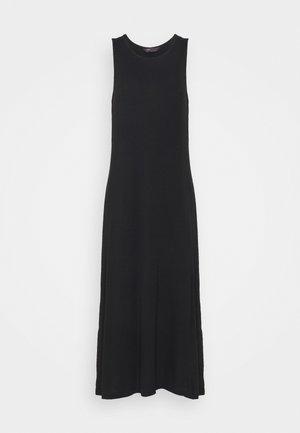 MIDI SWING DRESS - Maxi dress - black
