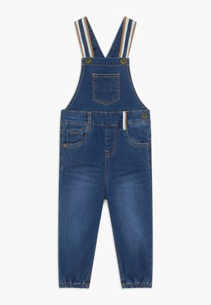 NBMROMEO OVERALL - Tuinbroek - medium blue denim