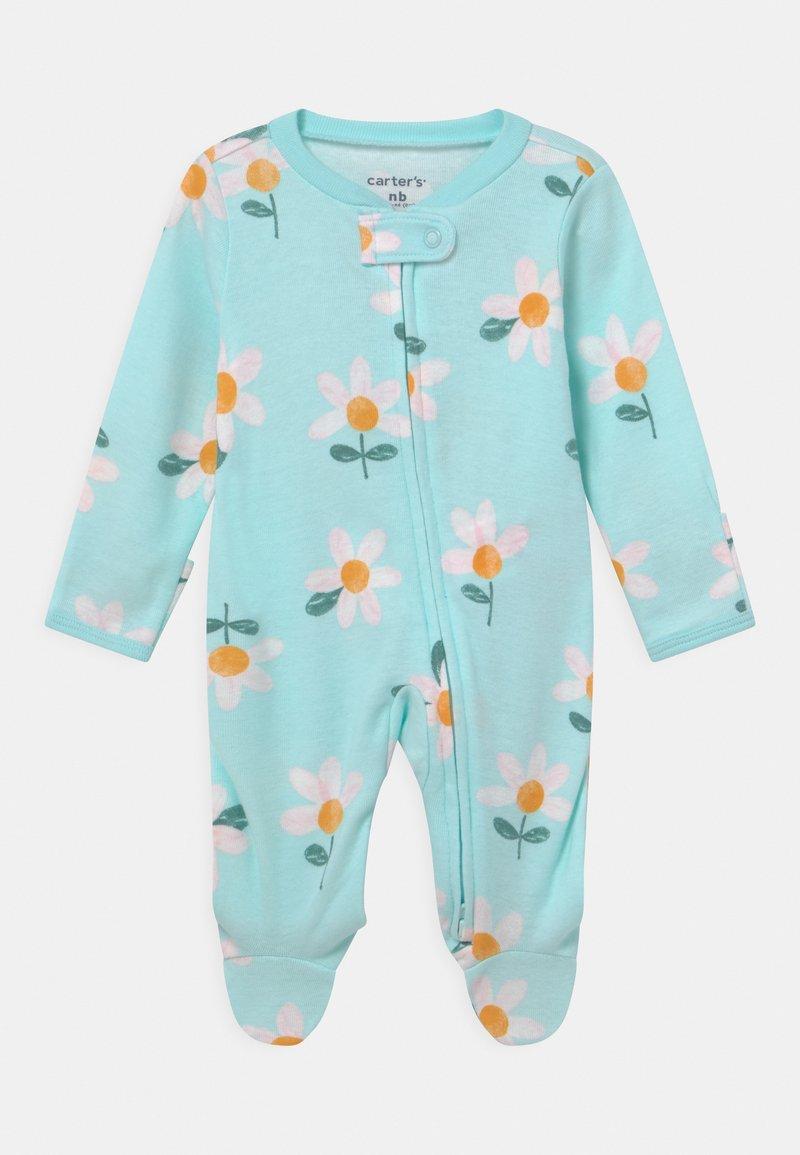 Carter's - DAISY  - Sleep suit - light blue