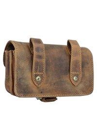 Greenburry - VINTAGE MILITARY  - Bum bag - save brown - 1