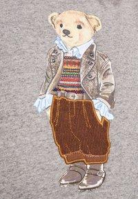 Polo Ralph Lauren - SEASONAL - Sweatshirt - dark vintage heat - 4