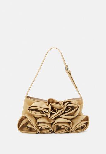 KIRO BAG - Across body bag - beige medium dusty