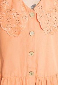YAS - YASSOFFE DRESS  - Shirt dress - sandstone - 4