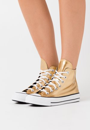 CHUCK 70 - High-top trainers - gold/black/egret