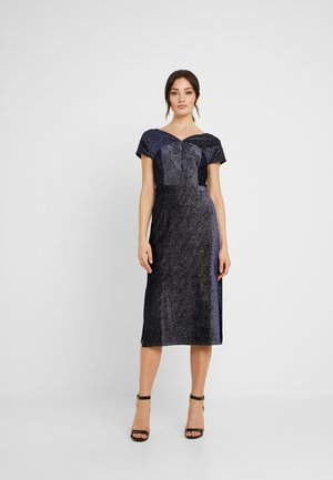 YASJULIANNE  OFFSHOULDER DRESS - Cocktail dress / Party dress - night sky