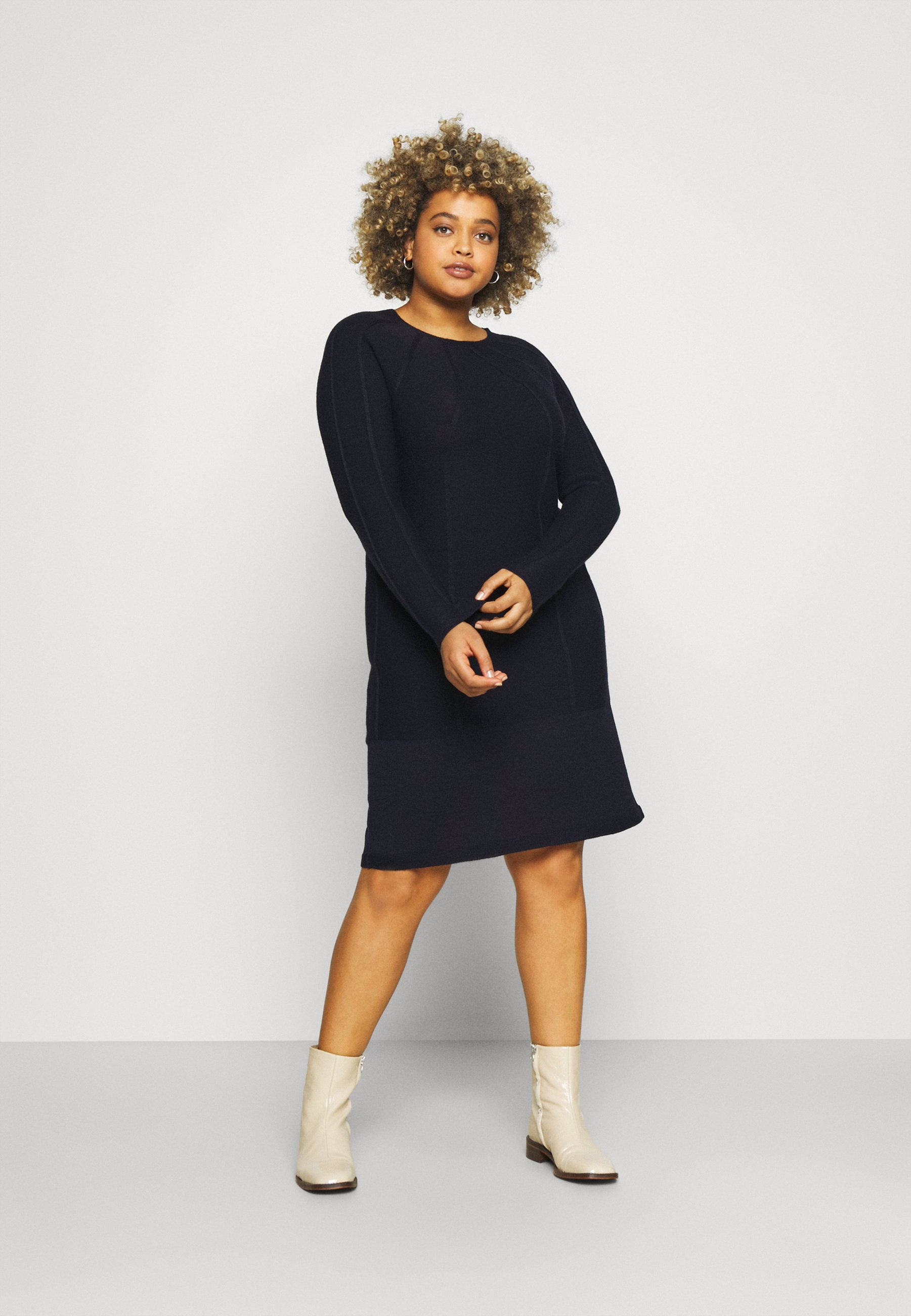 Mujer GALLIA - Vestido de punto