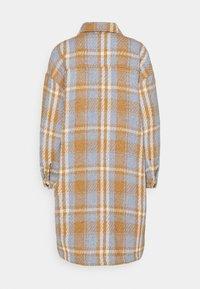 YAS - YASBILLY LONG SHACKET  - Classic coat - eggnog - 1