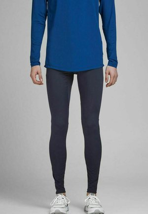 Pantaloni sportivi - navy blazer