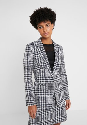 ALITAS - Blazer - black/white