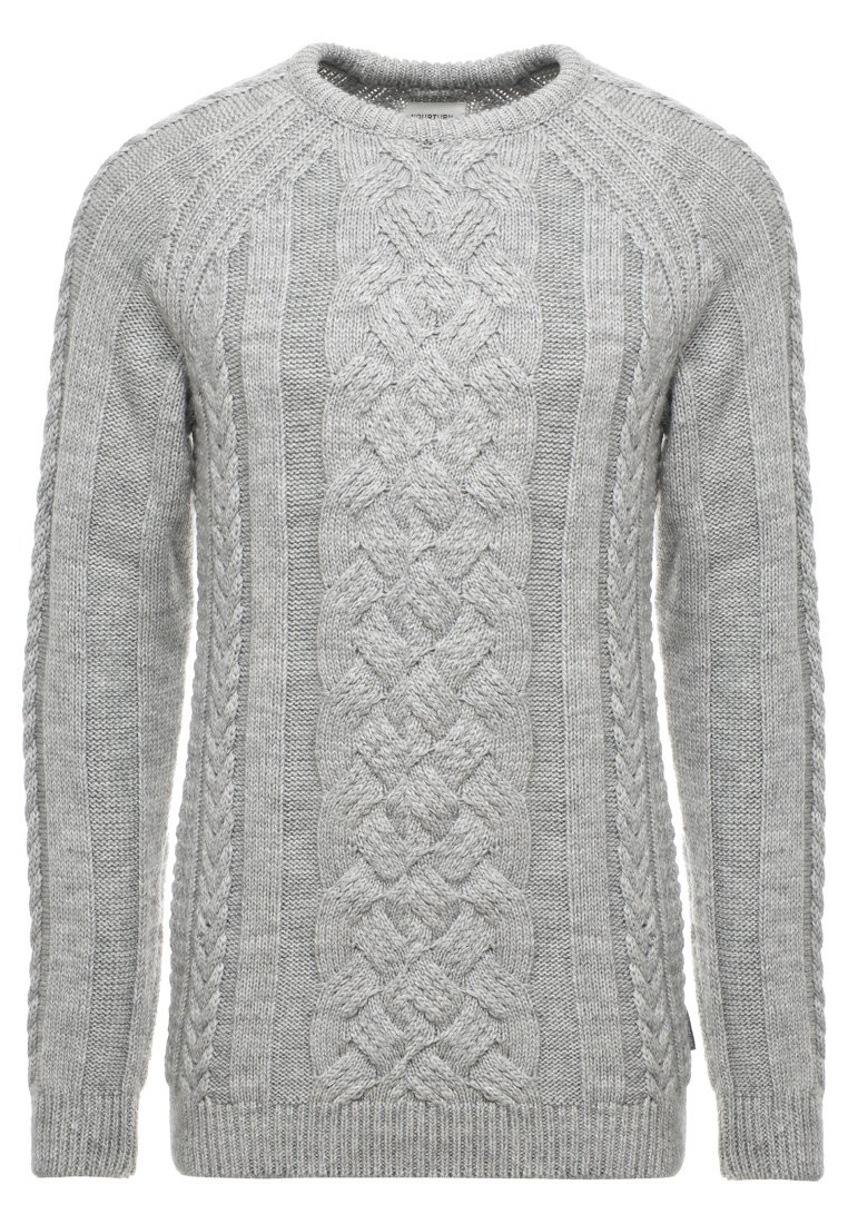 HEREN CABLE KNIT TRUI | 80368014 WE Fashion